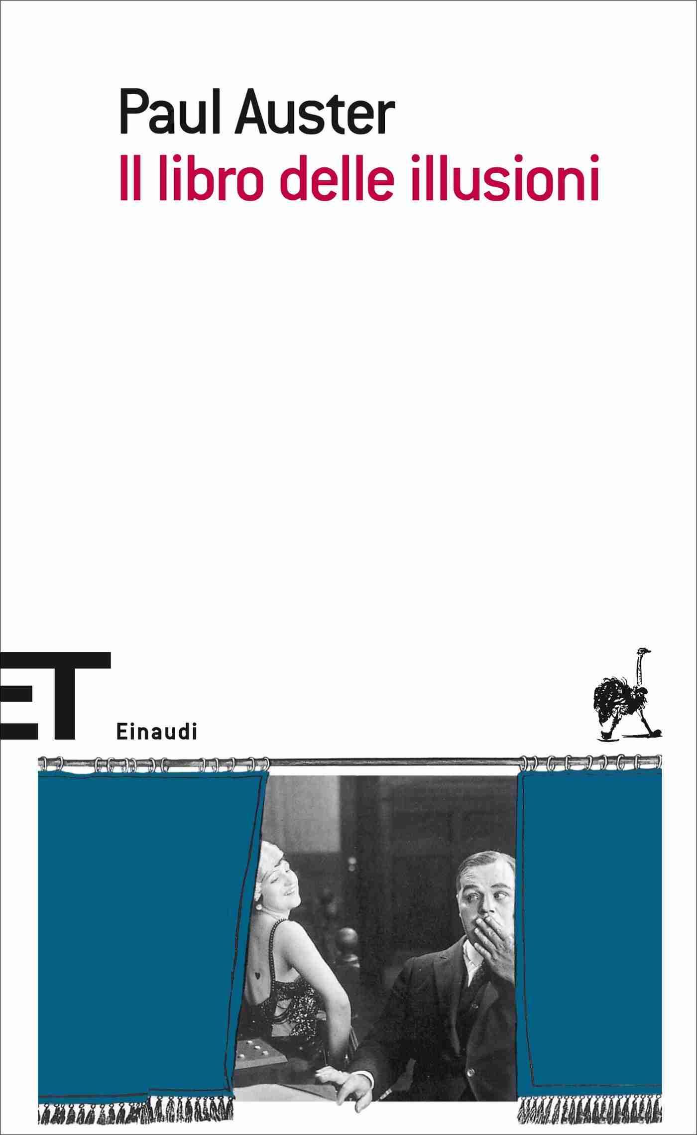 """Recensioni: """"Il Libro delle Illusioni"""" di Paul Auster"""