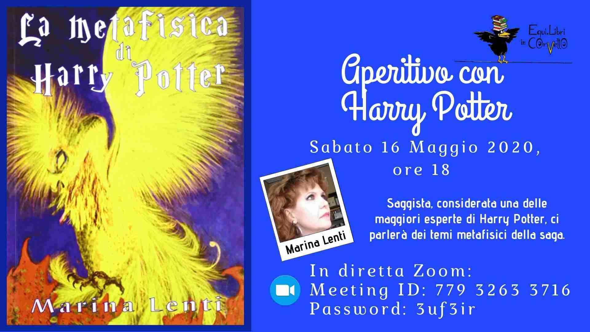 Aperitivo con Harry Potter